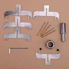 12kit Wood Bracelet Milling Cutter Router Bit Woodworking Sandalwood Drill New