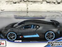 Maisto 2020, Bugatti Divo, Special Edition 1:18 Exclusive Style, #31719, Diecast