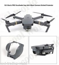 Sunshade Cap Anti-Glare Camera Gimbal Protector for Mavic PRO Quadcopter Aerial