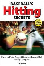Baseball's Hitting Secrets: How to Put a Round Baseball Bat on a Round Ball- Squ