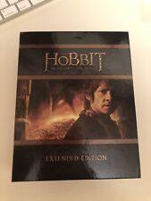 Hobbit Trilogia Blu Ray Edizione Limitata ITALIANA