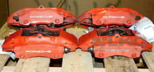 2000-2011 Porsche Boxster 4 Brembo Brake Calipers Set 66K Miles OEM LKQ