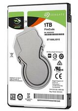 "Seagate 1TB Firecuda Gaming SSHD SATA 6GB/s 64MB Cache 2.5"" Laptop Gaming HDD"