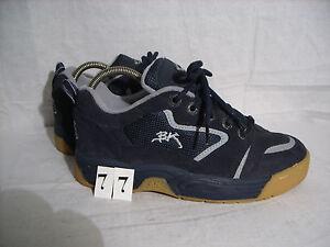 BK Sneaker Schnürschuhe Gr.37 blau  gut erhalten