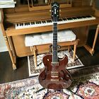 Guild Starfire II ST Dynasonic Semi-Hollow Royal Brown - 2021 - Excellent!