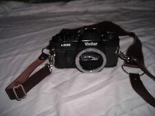 Vintage Vivitar V335 SLR Film Camera BODY ONLY