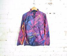 Womens Adidas Adizero Lightweight Running Jacket Rain Resistent Multicoloured M