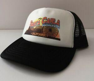 Santa Carla Lost Boys Trucker Hat - Retro Film Movie Vampire Cap Horror