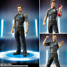 Bandai S.H.Figuarts Tony Stark Iron Man 3 Avengers PVC Action Figure New In Box