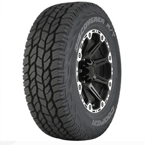4 New Cooper Discoverer All Terrain  265/75R16 116T 5-Rib A/T All Season Tires