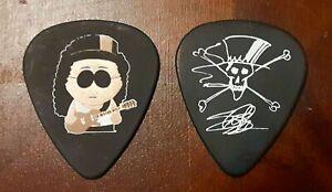 Velvet Revolver ~ Slash ~ GNR ~ South Park ~ Guitar Pick ~ 2007 Tour