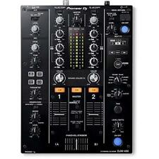 Pioneer DJ DJM450 Professional Layout High, Mid and Low Frequencies DJ Mixer