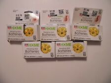 Rite Aid Hearing Aid batteries 24 Pack X5 Size 10 NEW!!!!