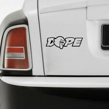 1pc JDM Dope Custom Car Truck Window Drift Illest Vinyl Decal Sticker Removable