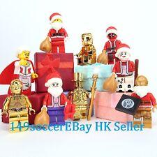 christmas gift custom Mini figures fits lego building toys