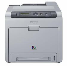 Samsung CLP-670ND Workgroup Colour Laser Printer. Refurbished with warranty