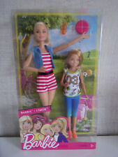 Barbie Family & Friends Schwestern 2er Pack (Barbie + Stacie) - NEU & OVP