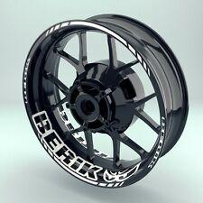 Adesivo cerchio Adesivo per pneumatici Moto Wheelsticker Berik