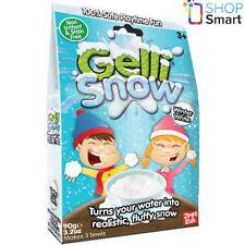 Gelli Snow Winter White Artificial Snow Balls Fluffy Christmas Kids Children New