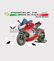 """Kit adesivi design inedito Moto Ducati Panigale V4 """"V727"""""""