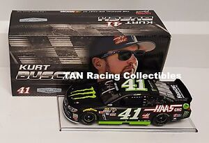 Kurt Busch 2016 Lionel Collectibles #41 Monster Energy/Haas Chevy 1/24 FREE SHIP
