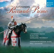 Handel: Riccardo Pri - Handel: Riccardo Primo [New CD] Germany - Import