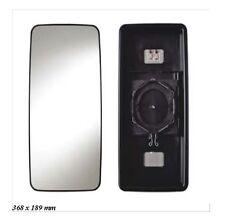 Außenspiegel Ersatzglas LKW DAF typ CF XF95 ab 2000-2006 Kpl 24Volt Beheizt