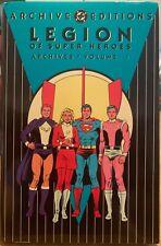 Legion of Super-Heroes Archives HC Volume 1 DC Ccomics