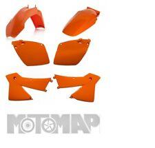 Kit Plastiche Acerbis KTM EXC F EXCF 125 200 250 300 400 450 525 2003 Arancio