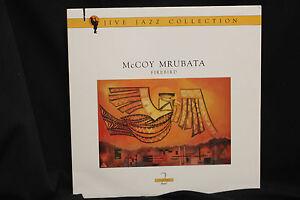 McCoy Mrubata Firebird - Volume 2 In the Jive Jazz Collection