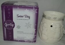 Scentsy Snow Day Full Size Warmer