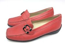 846601573fe NAOT MARIA Loafer Red Leather US Women s 38 US 7 Slip On