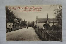 More details for antique postcard crawley lane worth sussex posted postmark 1915 friths series