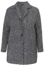 Damenjacken & -mäntel aus Wolle Kurzmantel-Größe 42