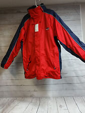 Against the elements hurricane sailers jacket offshore gear