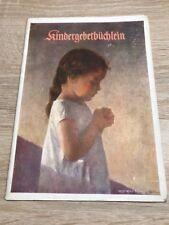 Kindergebetbüchlein, Johannes Blanke, 33 Bildern
