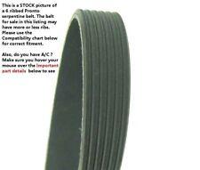 Pronto 780K5 Serpentine Belt