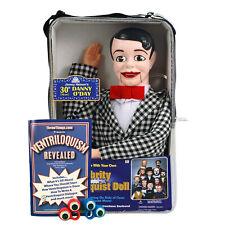 Bonus Bundle! Danny O'Day Ventriloquist Dummy Doll - New!