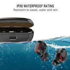Ecouteur Bluetooth Oreillette Bluetooth 5.0, Écouteurs Sport Etanche IPX8, 3000m
