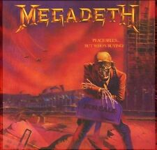 MEGADETH Peace Sells..But Who's Buying (25th Anniversary) 5-CD+3-LP Vinyl MINT