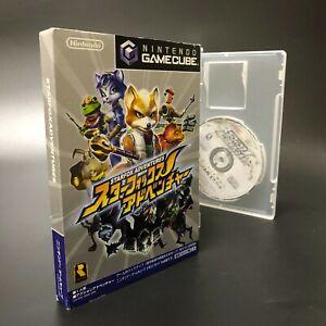 Starfox Adventures Nintendo GameCube Japan GC