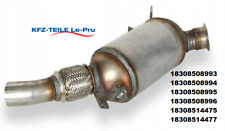 DPF Partikelfilter Rußpartikelfilter BMW 5er F10 F11 18308508993 18308508994