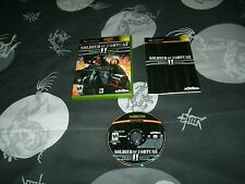Soldier of Fortune II: Double Helix Microsoft Xbox Brand New