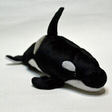 Killer Whale (Orca) Plush cute & realistic
