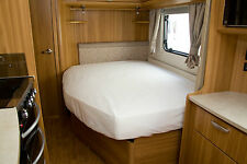 Swift Challenger 540 Caravan Fitted Sheet For Fixed Bed
