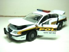 GEARBOX CHEVY IMPALA PITTSBURGH POLICE 1:43 DIECAST CAR RARE