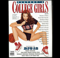 Playboy's NSS College Girls (V.7 1997) Special Edition (Near Mint) Big 12 Coeds