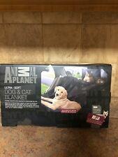 "Ultra Soft Animal Planet Durable Fleece Dog & Cat Blanket 63"" X 59"""