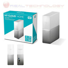 Western Digital My Cloud Home 2tb collegamento Ethernet LAN Grigio Dispositivo