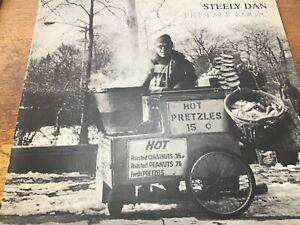 Steely Dan - Pretzel Logic LP - ABC Records Germany 1976 EX